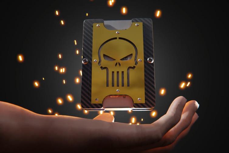 MGear Gadget Wallet 3D Animation