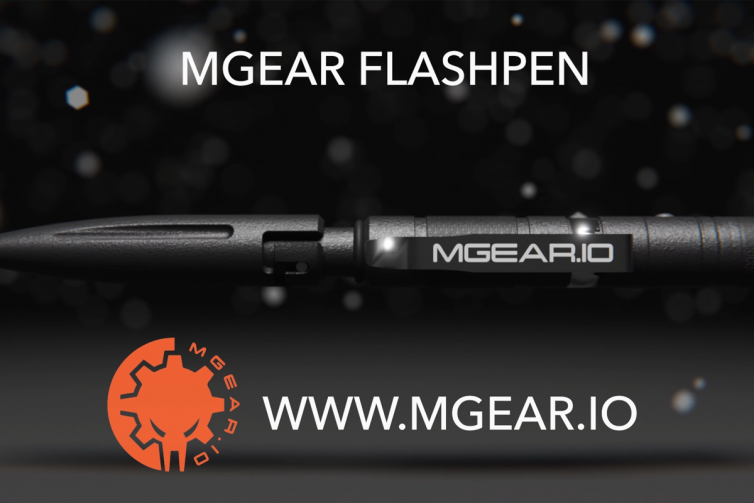MGear FlashPen Animation